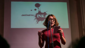 Spoken Word Students Showcase @ DESTINATION INK. Oct 2016. Credit: Striking Pixels