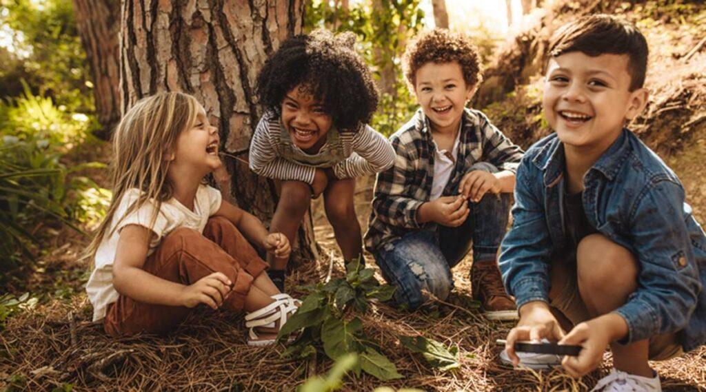 nature, children, happiness, study, indian express news